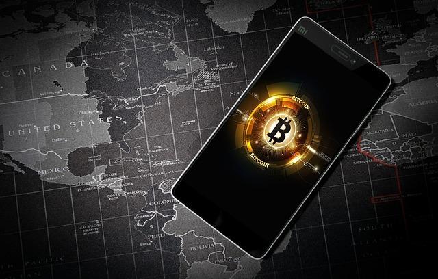 bitcoin ve světě