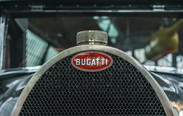 Bugatti, história a modely
